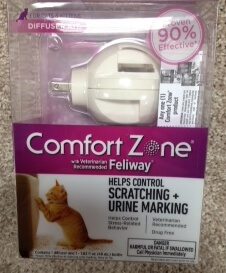 Comfort Zone Diffuser for cats